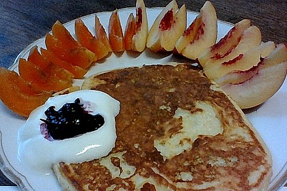 Amerikanische Pancakes 118