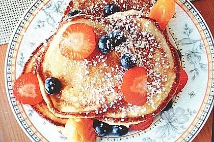 Amerikanische Pancakes 132