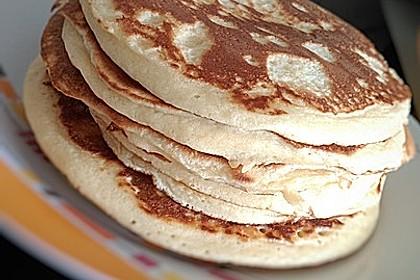 Amerikanische Pancakes 25