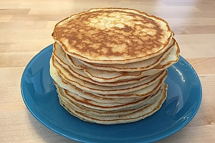 Amerikanische Pancakes 18