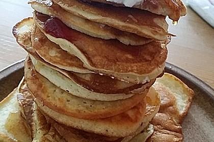 Amerikanische Pancakes 89