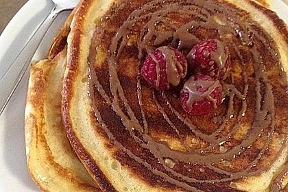 Amerikanische Pancakes 71