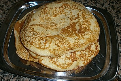 Amerikanische Pancakes 148