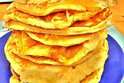 Amerikanische Pancakes 151