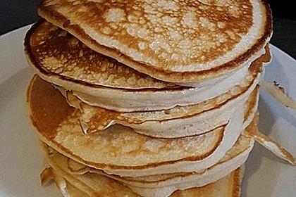 Amerikanische Pancakes 125