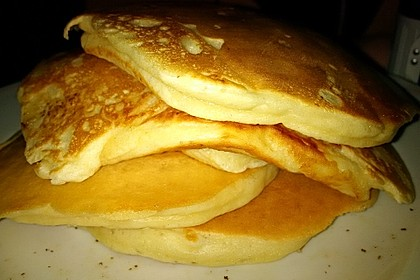 Amerikanische Pancakes 154