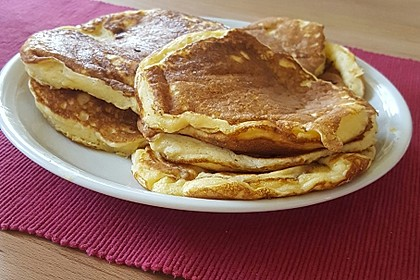 Amerikanische Pancakes 35