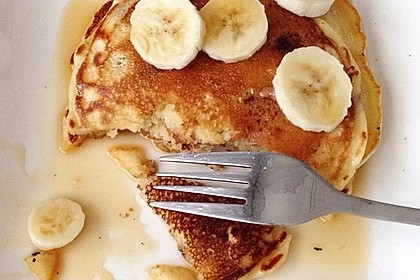 Amerikanische Pancakes 72