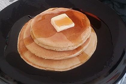 Amerikanische Pancakes 37