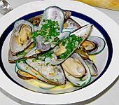 Miesmuscheln - bretonisch (Bild)
