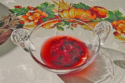 Pflaumenmarmelade mit Rotwein und Zimt 16