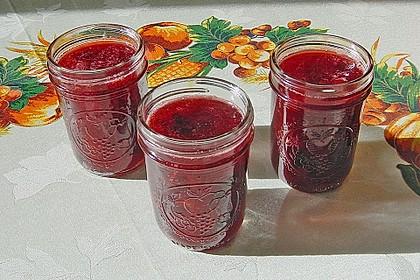 Pflaumenmarmelade mit Rotwein und Zimt 1