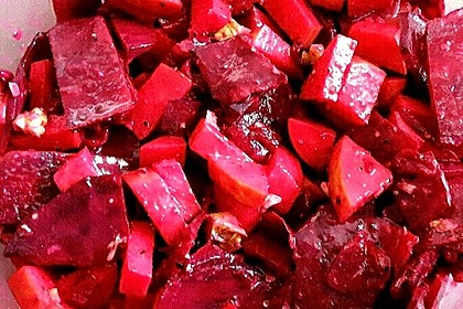 Rote Bete - Apfel - Salat 26