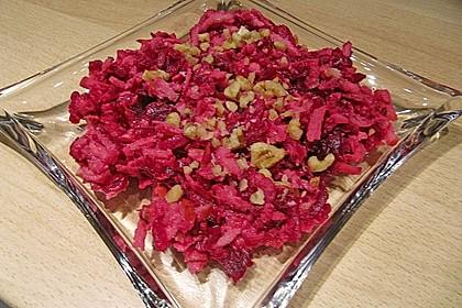 Rote Bete - Apfel - Salat 41