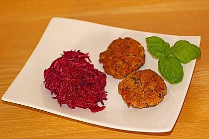 Rote Bete - Apfel - Salat 9