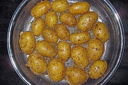 Italienische Grillkartoffeln 0