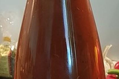 Angys Schaschlik - Grill - Sauce