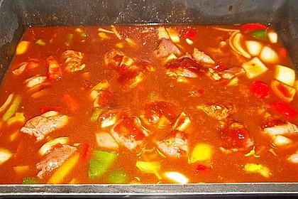 Angys Schaschlik - Grill - Sauce 1