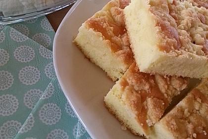 Bester Streuselkuchen der Welt