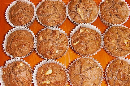 Erdnuss - Muffins