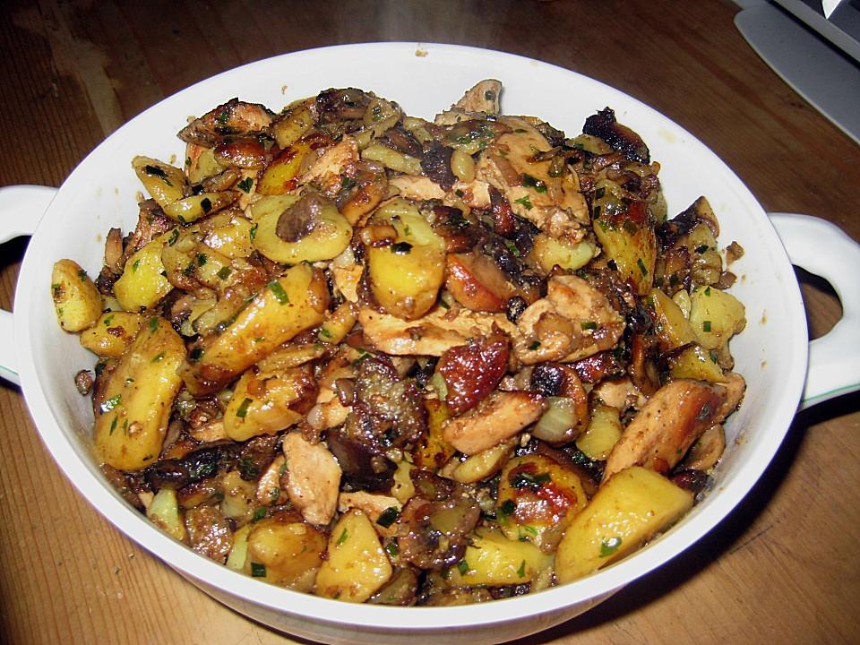 rezepte mit kartoffeln champignons gesundes essen und rezepte foto blog. Black Bedroom Furniture Sets. Home Design Ideas