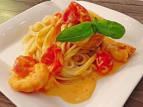 Garnelen Mit Brunch : spaghetti mit brunch garnelen so e ~ Lizthompson.info Haus und Dekorationen