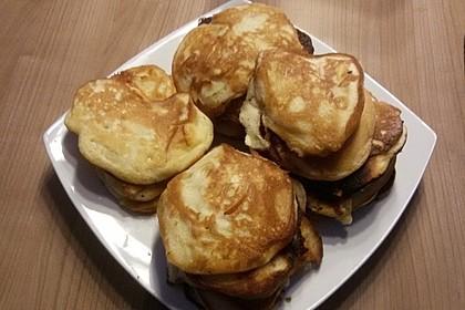Pfannenkuchen / Pfannkuchen / Pfannekuchen / Eierkuchen 48