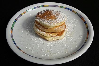 Süße Pfannkuchen 2