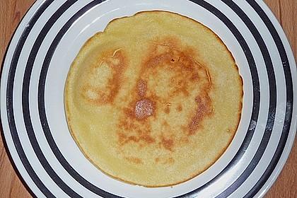 Süße Pfannkuchen 124