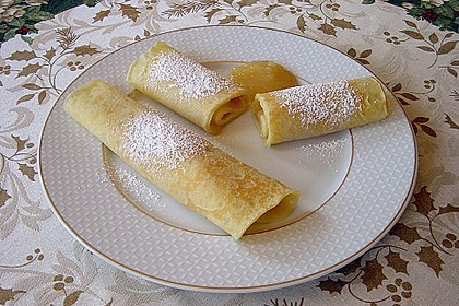Pfannenkuchen / Pfannkuchen / Pfannekuchen / Eierkuchen 11