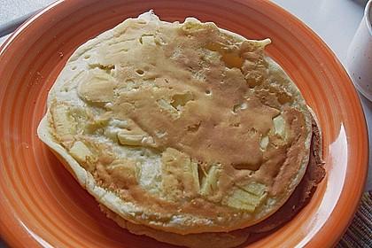 Süße Pfannkuchen 125