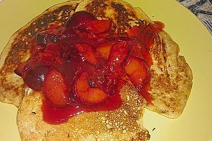 Süße Pfannkuchen 130