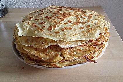 Pfannenkuchen / Pfannkuchen / Pfannekuchen / Eierkuchen 34