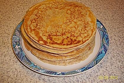 Süße Pfannkuchen 43