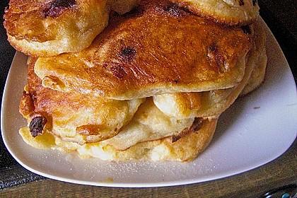 Süße Pfannkuchen 105