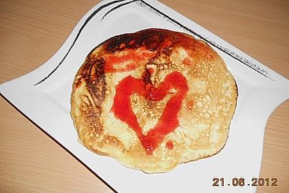 Süße Pfannkuchen 123