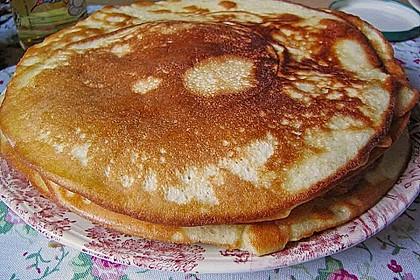 Süße Pfannkuchen 45