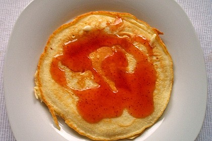 Süße Pfannkuchen 134