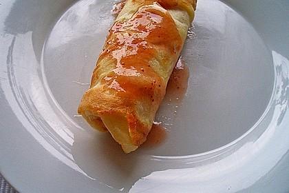 Süße Pfannkuchen 72