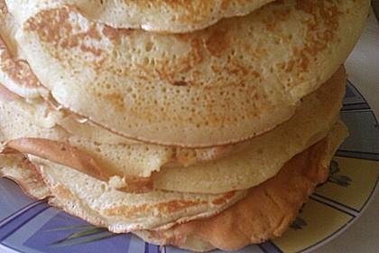 Süße Pfannkuchen 118