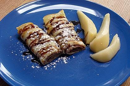 Süße Pfannkuchen 14