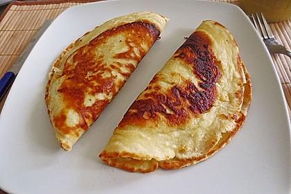 Süße Pfannkuchen 52