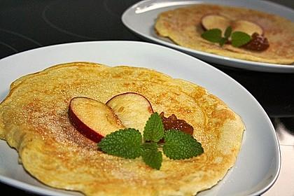 Süße Pfannkuchen 6