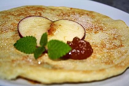 Pfannenkuchen / Pfannkuchen / Pfannekuchen / Eierkuchen 12