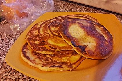 Süße Pfannkuchen 116