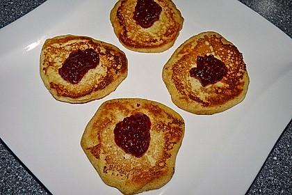 Süße Pfannkuchen 35