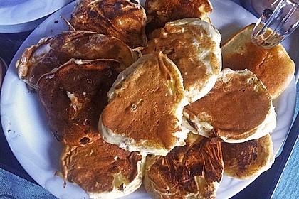 Süße Pfannkuchen 120