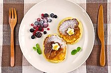 Pfannenkuchen / Pfannkuchen / Pfannekuchen / Eierkuchen