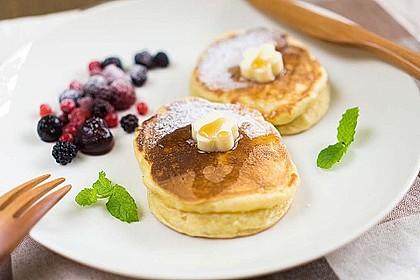 Pfannenkuchen / Pfannkuchen / Pfannekuchen / Eierkuchen 1
