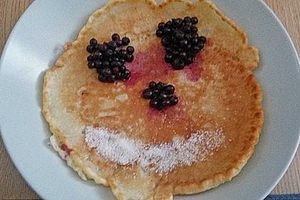 Süße Pfannkuchen 128